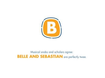 ...de Belle and Sebastian