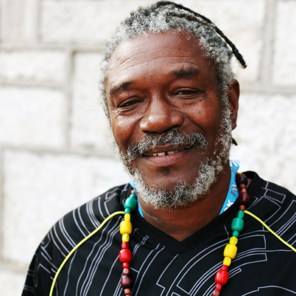 Horace Andy, a lenda jamaicana, pela primeira vez no Brasil