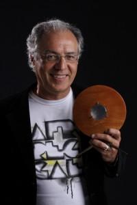 Ricardo Guimarães representando José Júnior, vencedor da categoria Desprendimento