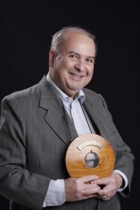 Antonio Carlos Gomes da Costa, vencedor da categoria Liberdade
