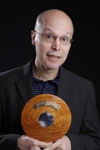 Hermano Vianna, vencedor da categoria Diversidade