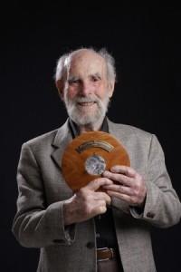 Frans Krajcberg, vencedor da categoria Biosfera