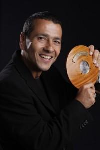 Marcos Palmeira, vencedor da categoria Alimentação
