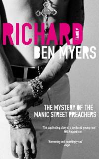 Capa do livro de Ben Myers