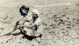 Em uma de suas jornadas espirituais pelo Oriente Médio na juventude