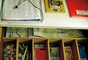 O caixa coletivo e as devidas prestações de conta