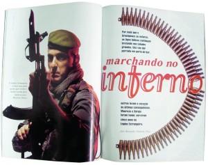 A reportagem da Trip que inspirou Marcos a entrar na Legião