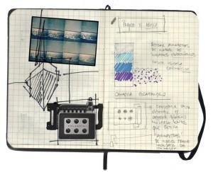 Caderneta de pesquisa