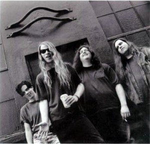 Na época do Screaming Trees