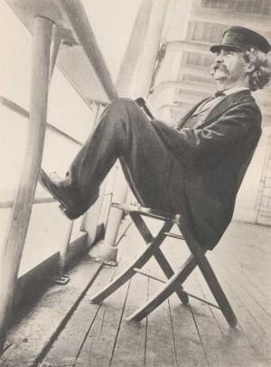 Mark Twain, o mestre do humor americano