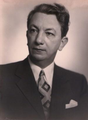 O avô de Tunga, senador Antonio de Barros Carvalho
