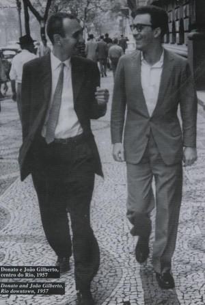 João Donato e João Gilberto (1957)
