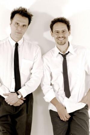 Emilio de Mello e Fernando Eiras