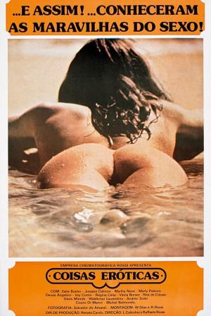 Cartazes controversos: Coisas Eróticas