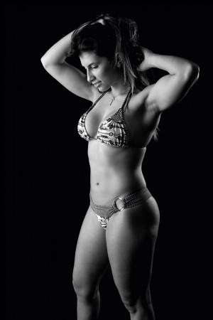 A personal trainer Alline Alvarenga, 25 anos, vai iniciar seu primeiro ciclo do GH