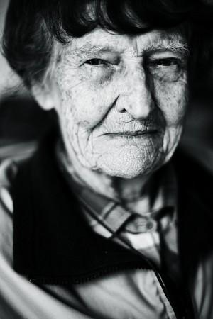A agrônoma Ana Primavesi, que chama a atenção para os perigos da monocultura