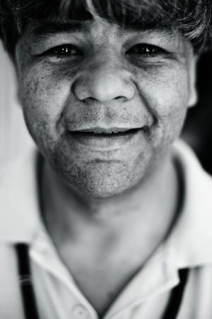 Kaká Werá, índio nascido na cidade, faz a ponte entre os dois mundos