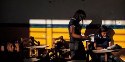 A pior escola do Brasil?