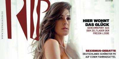 """Sexta edição alemã da Revista Trip, com o tema """"Utopia"""""""
