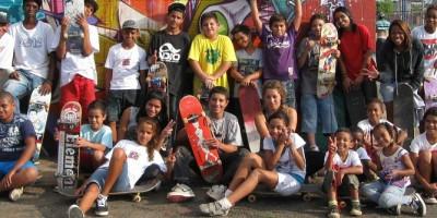 Skate + Educação