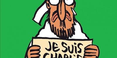 Maomé chora na capa do Charlie Hedbo