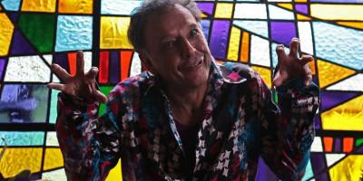 Tudo muito Loki: um papo com Arnaldo Baptista no Psicodália 2015