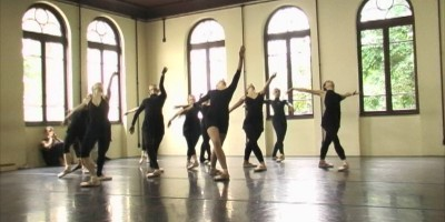 Vida de bailarina