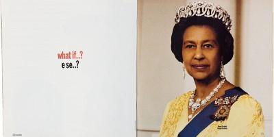 E se... a rainha Elizabeth II fosse negra?