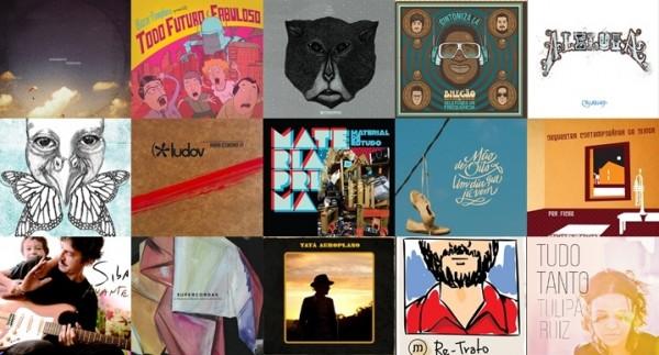 Quinze discos nacionais de 2012 para baixar de graça