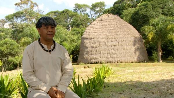 Kaká Werá, escritor e ambientalista