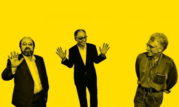Miguel Nicolelis, Ricardo Guimarães e Contardo Calligaris