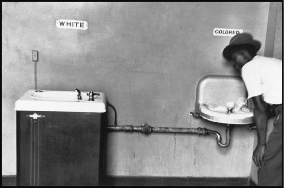 Segregated Water Fountains [1950]