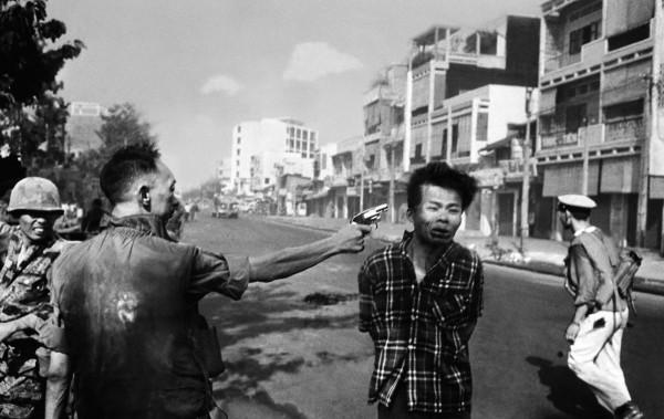 Execution of a Viet Cong Guerrilla [1968]