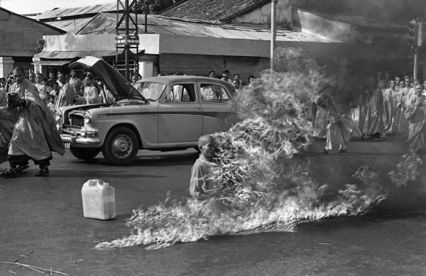 Burning Monk [1963]