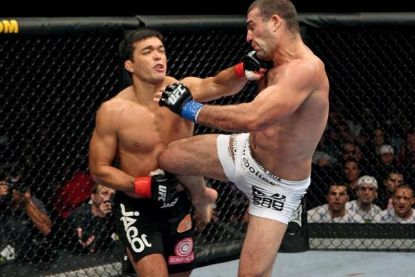 No UFC 104, em outubro passado, Lyoto enfrentou Shogun na primeira (e polêmica) defesa do seu cinturão