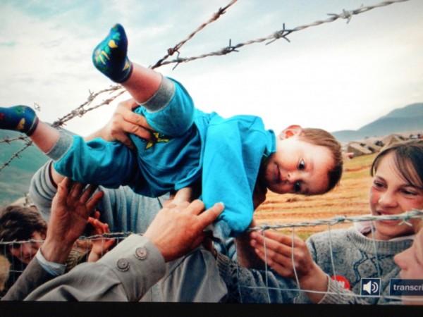 The plight of Kosovo refugees [1999]