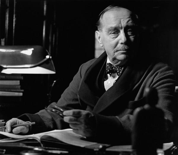 H. G. Wells, criador de A Guerra dos Mundos