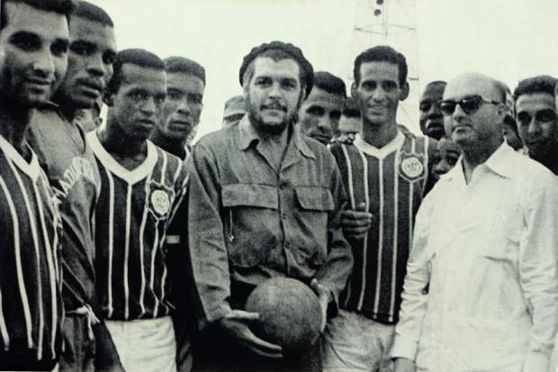 Madureira, Cuba y el Che