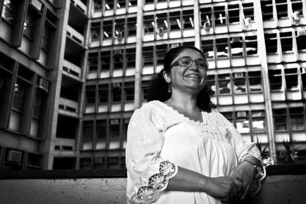 Vanusa de Melo: Professora, 39 anos - Professora de português no sistema prisional fluminense e autora de um guia para ex-detentos