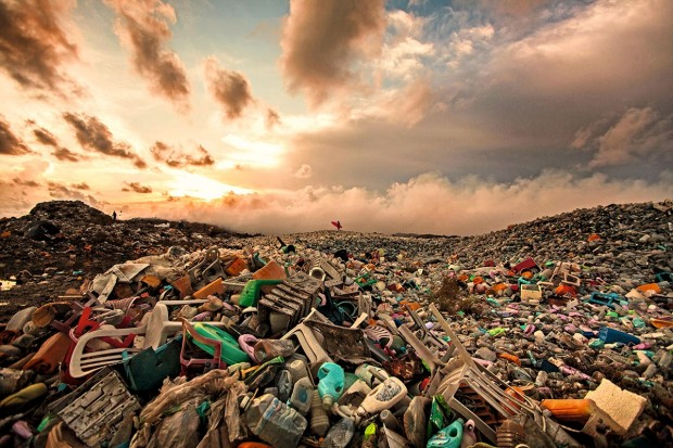 Não é ficção: Thilafushi, uma ilha artificial, nas Maldivas, feita de lixo