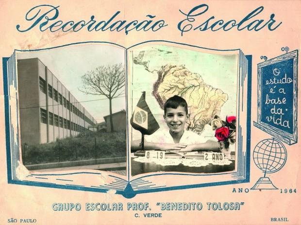 As aparências enganam: posando em 1964 como o bom aluno que não era