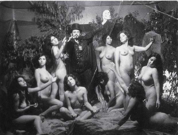 Ensaio do filme Delírios de um anormal, de 1978