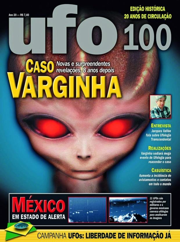 Capa da UFO