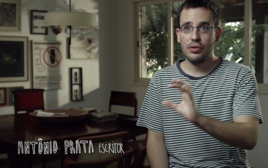 Antonio Prata, escritor e roteirista