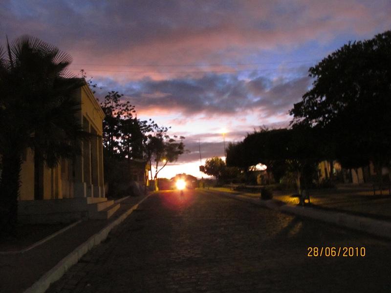 Nova Olinda - CE - final de tarde