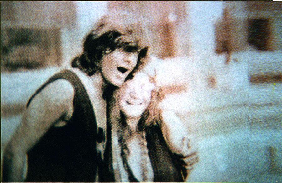 Serguei e Janis Joplin