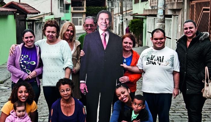 Silvio Santos veio aqui