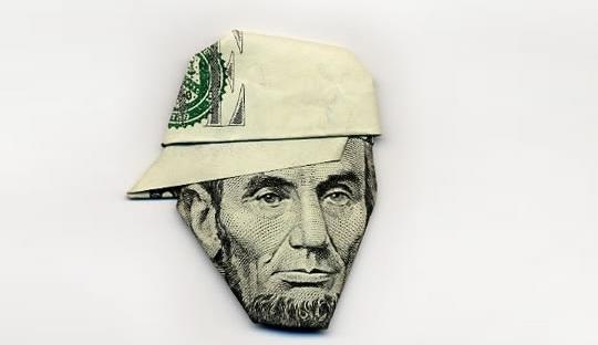 Dinheiro-gami