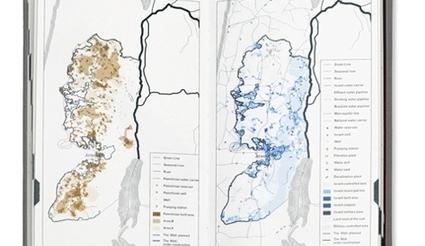 Mapas da discórdia