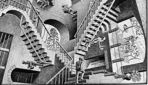 O Mundo Mágico de Escher